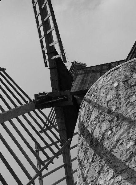 Le moulin de Grimaud