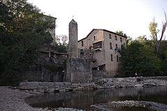 Le Moulin du Roc Tombé à St Ambroix (30)