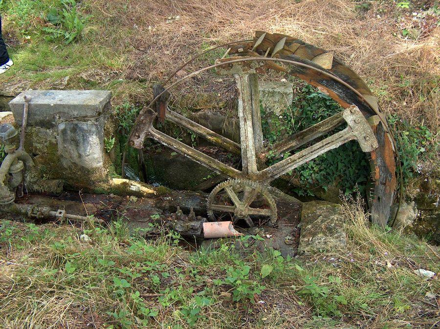 le moulin d'useau