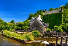 Le Moulin Ty Meur, Pont-Aven, Bretagne, France