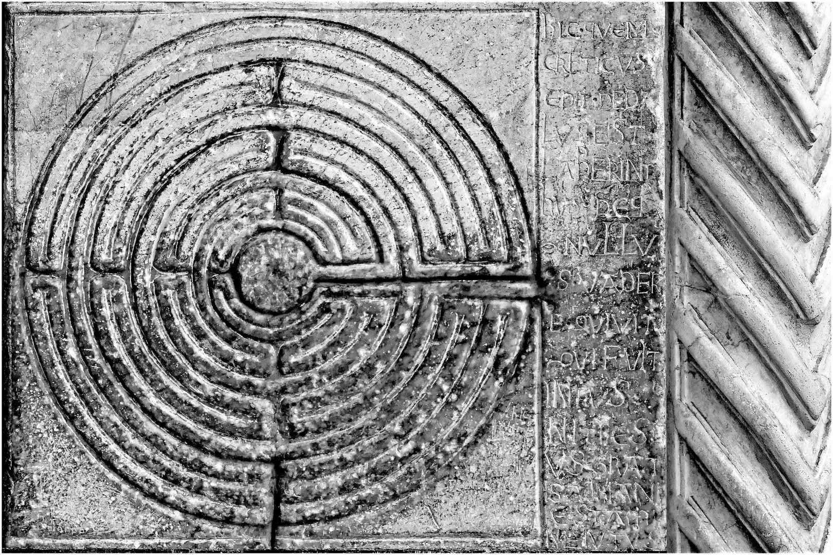 le mystère du labyrinthe de Lucques, XIIe
