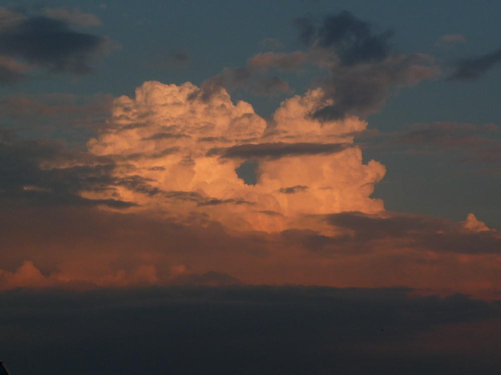 Le nuage de couleur !