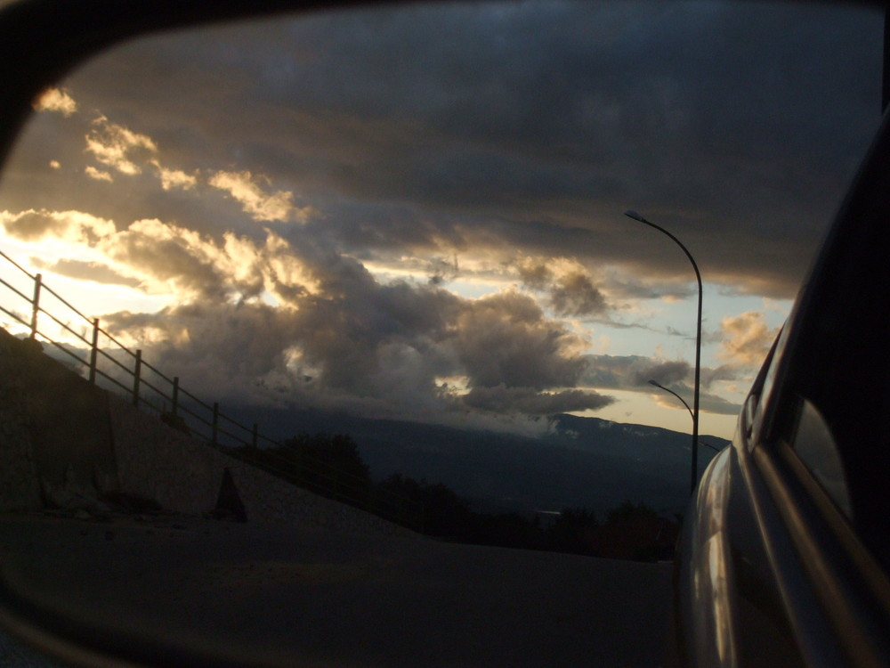Le nuvole dell'anima....