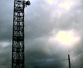 Le nuvole e l'uomo
