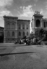 Le palais au soleil