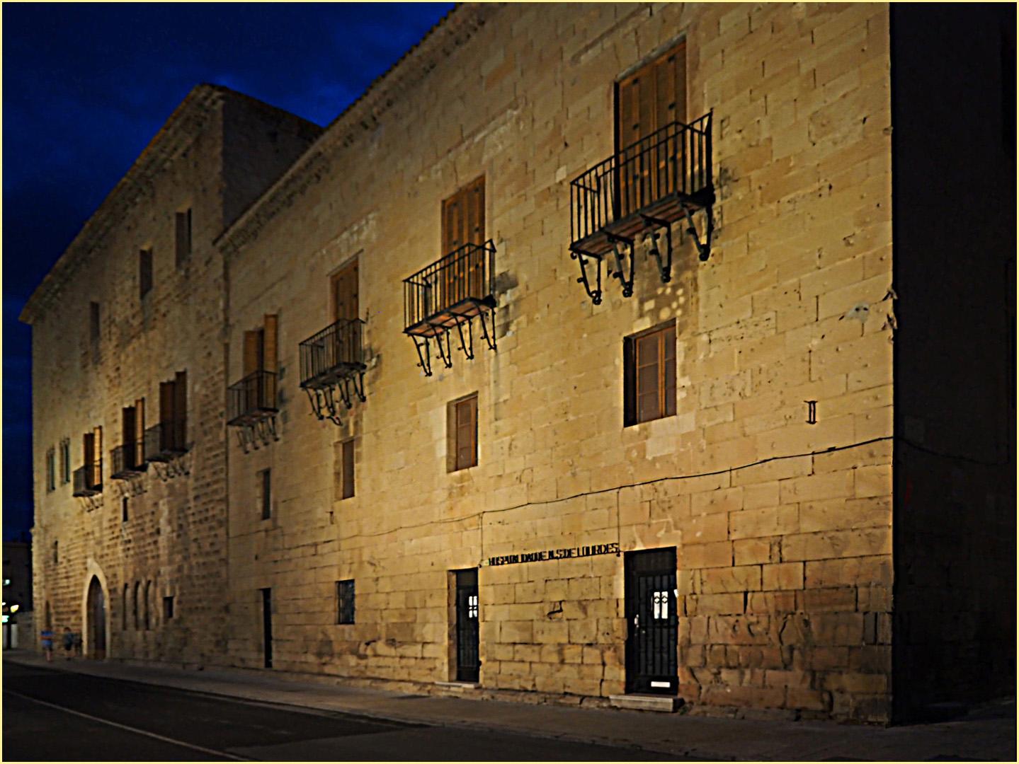 Le Palais Episcopal de Tortosa (XIVème  -  XVème siècles)