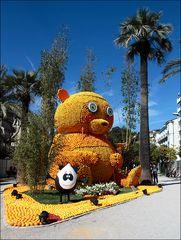 Le Panda fruité
