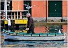 Le pêcheur aux mouettes
