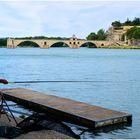 Le pêcheur du pont