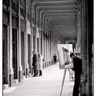 Le peintre du Palais Royal