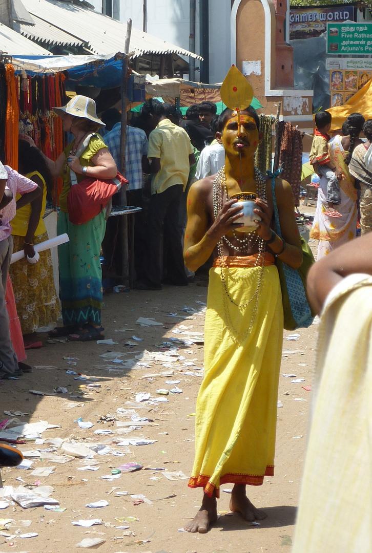 Le pénitent de Mahabalipuram