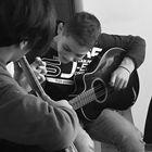 Le petit guitariste
