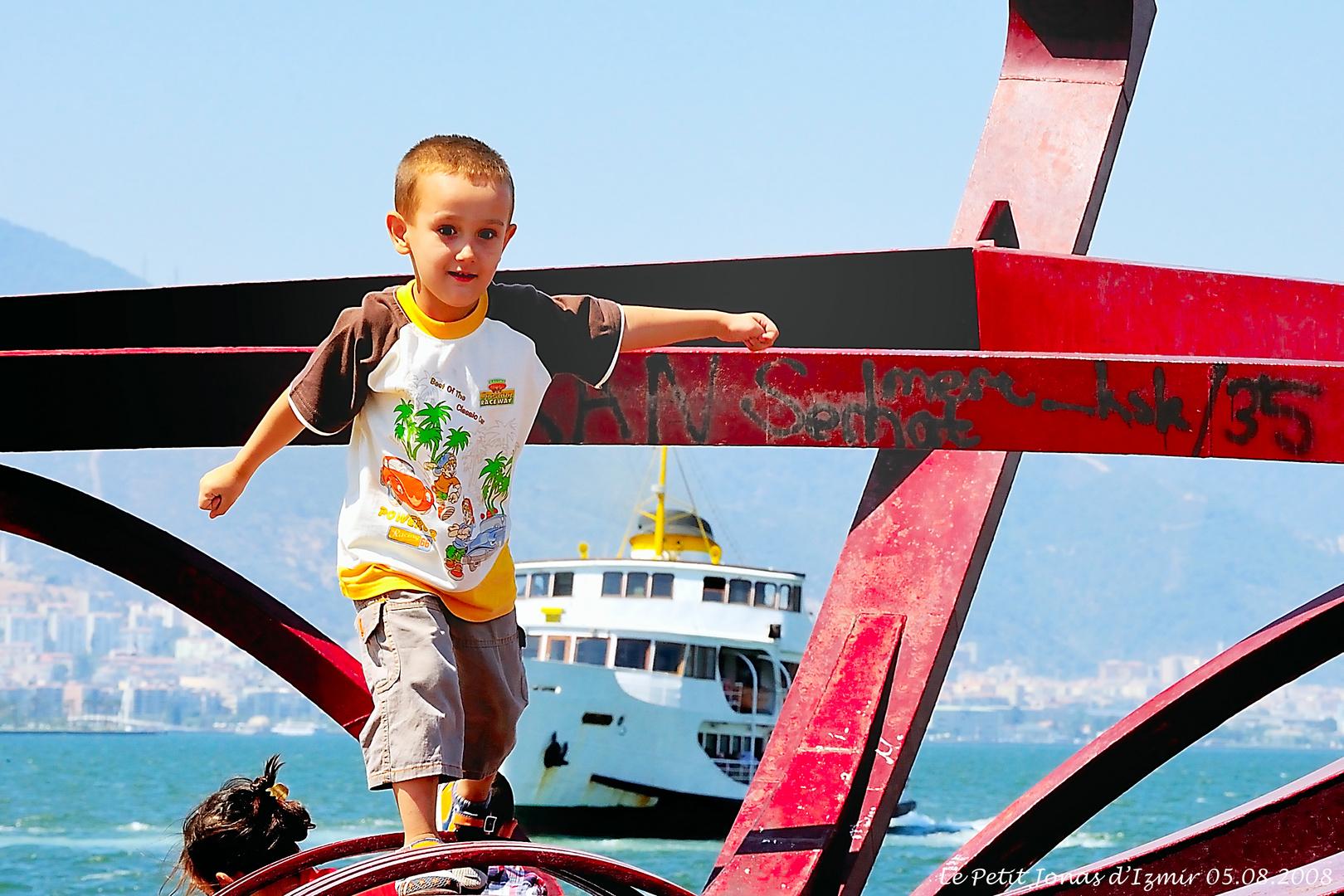 Le Petit Jonas d'Izmir (05.08.2008)