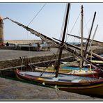 Le petit port de Collioure