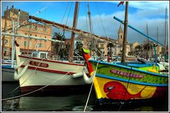 le petit port de Sanary