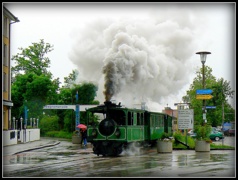 LE - PETIT - TRAIN - DE - CHIEMSEE