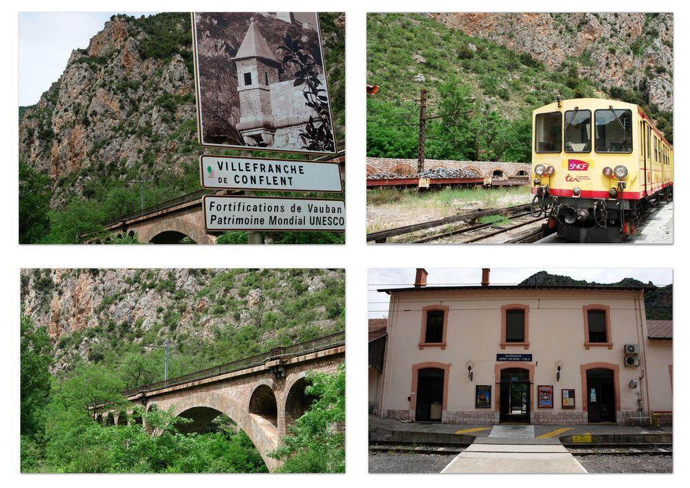 'le petit train jaune ',