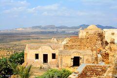 Le petit village abandonné.