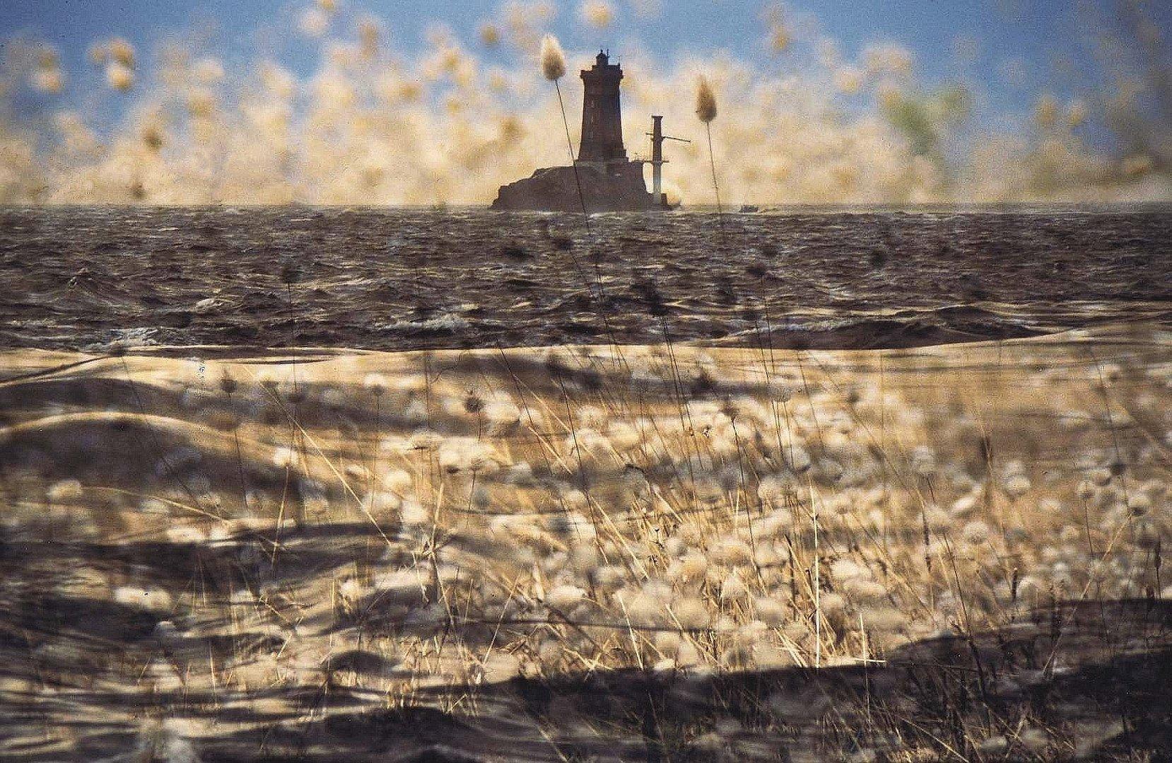 Le phare de la Vieille