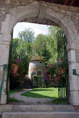 Le pigeonnier de la Maison de Boigne - Chanaz, Savoie