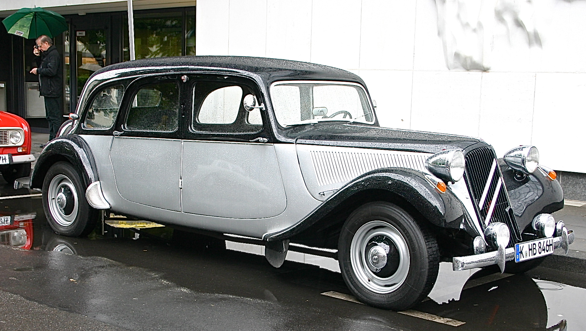 Le plus grand Traction avant