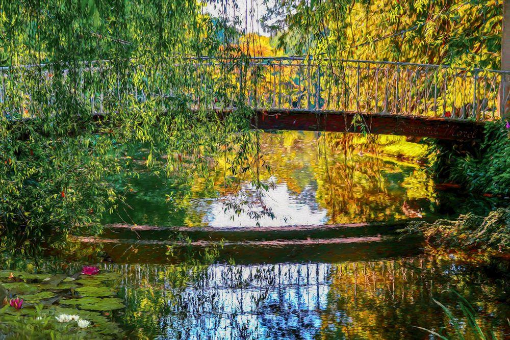 Le pont de Bernard