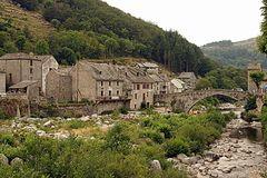 Le Pont de Montvert, Lozère .....