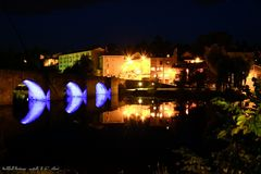 le pont neuf Limoges sur la Vienne