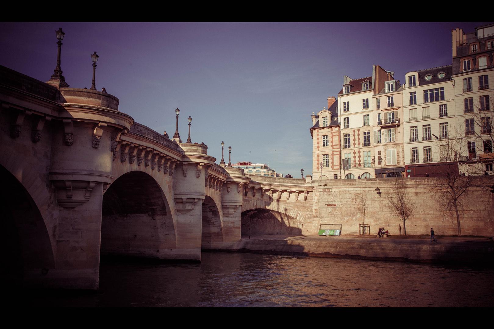Le Pont Neuf / Paris
