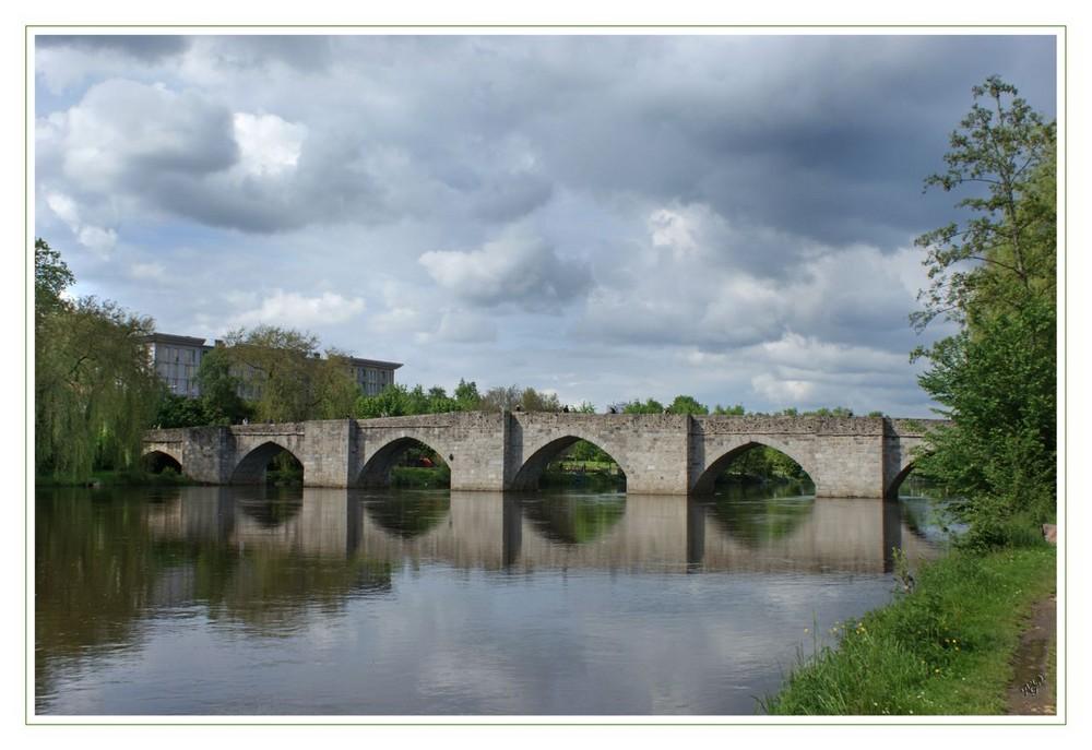 Le Pont St Etienne à Limoges