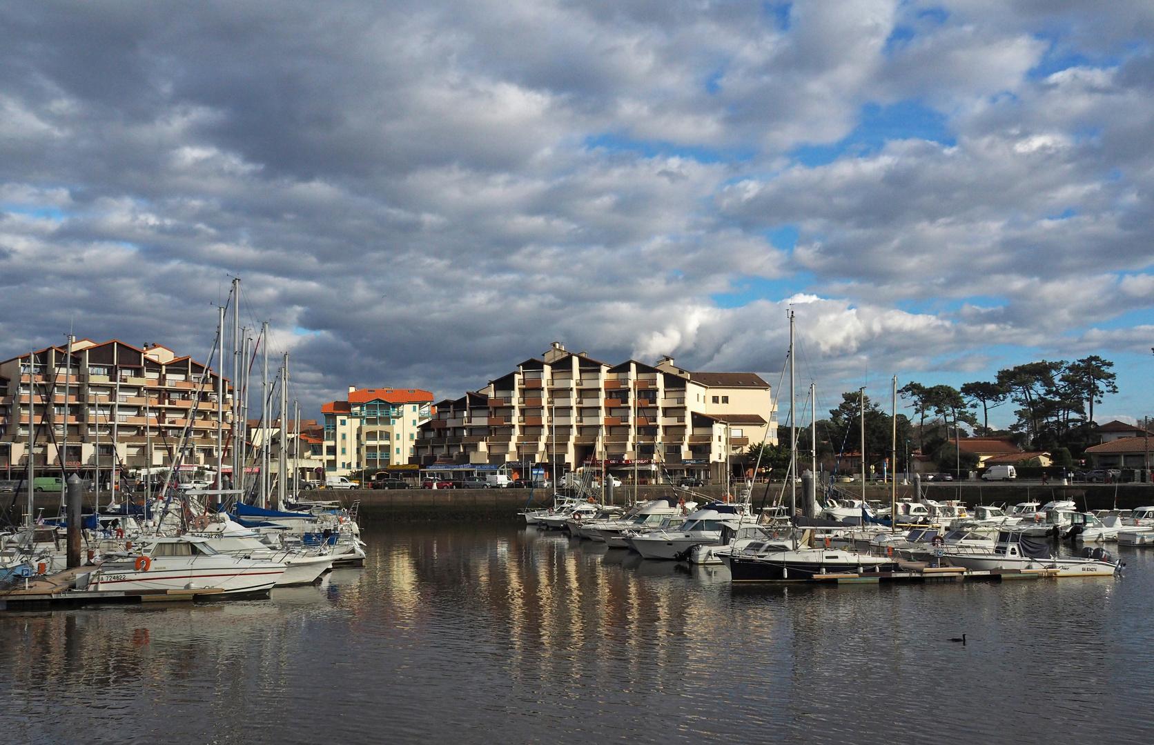 Le port de Hossegor – Capbreton