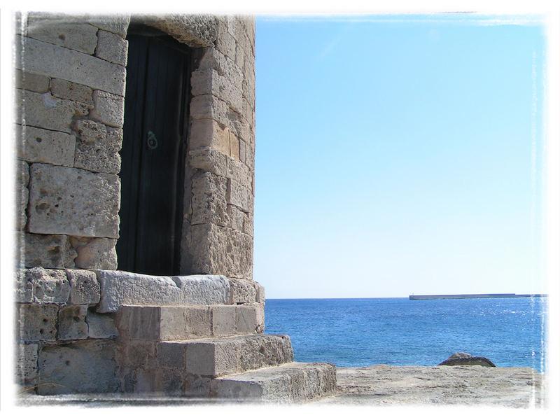 Le port de Rhodes