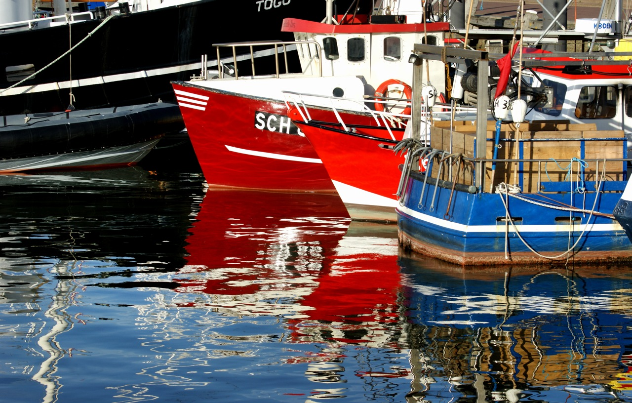 Le port de Scheveningen - LA HAYE