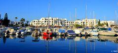 Le port d'El Kantaoui - Sousse -