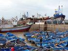 Le POrt d'ESSAOUIRA (Maroc)