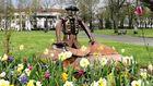 Le printemps du Toréador....