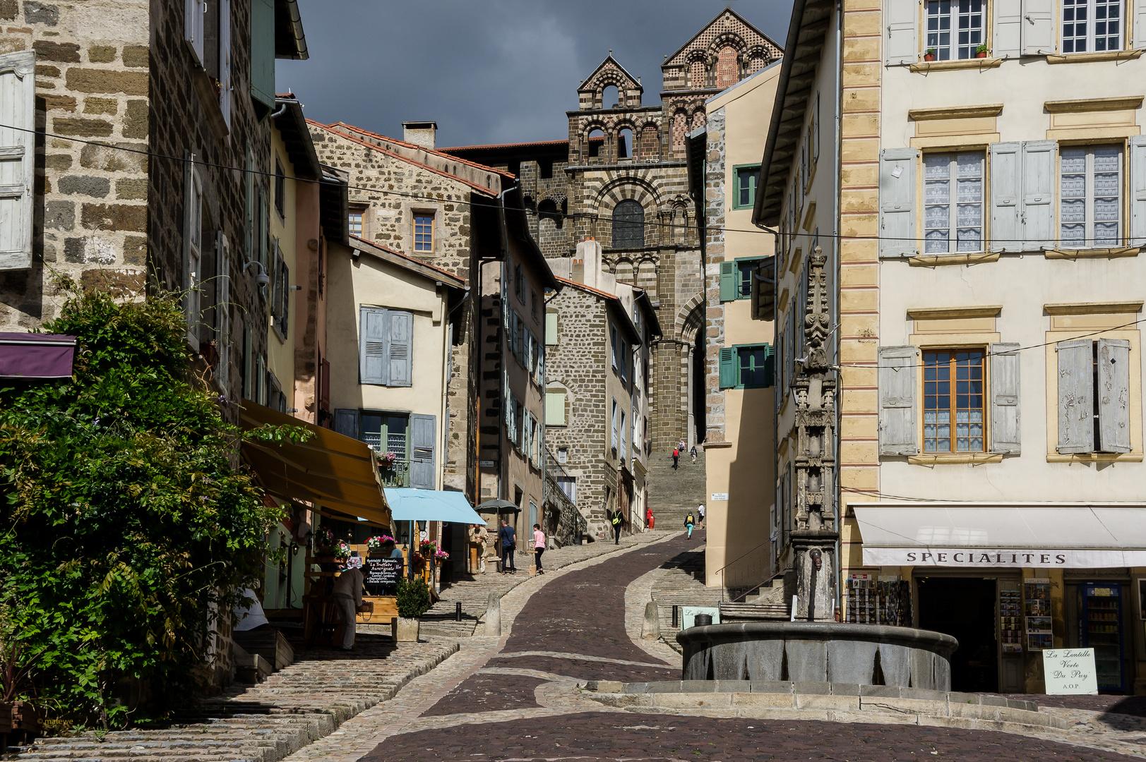 Le Puy en Velay - Kathedralbezirk