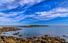 Île Raguénez, Névez, Bretagne, France