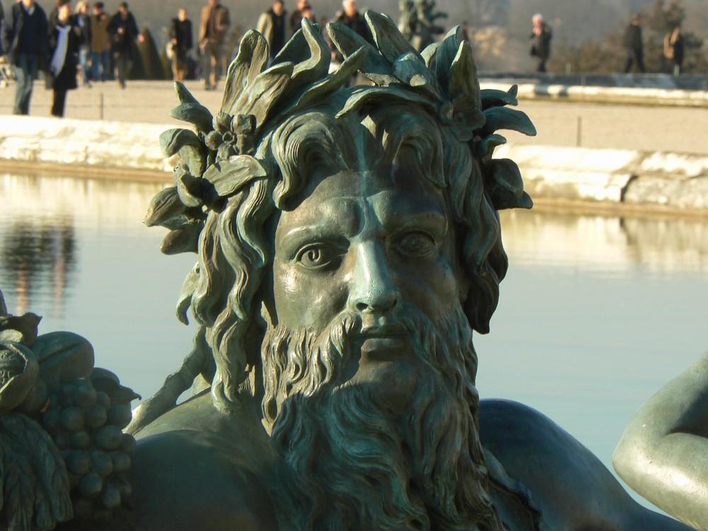 Le regard de Zeus