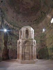 Le Reliquaire de l'Eglise monolithe Saint-Jean