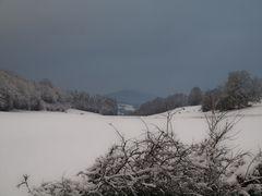 Le revermont sous la neige 2