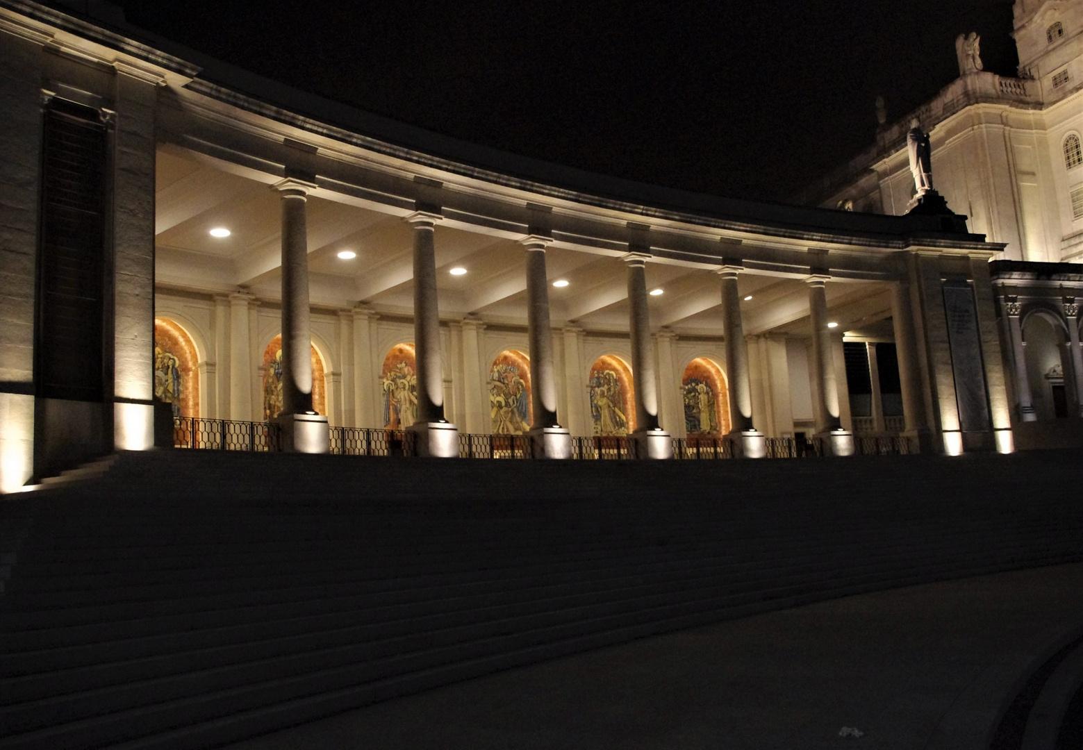 le Sanctuaire de Fatima