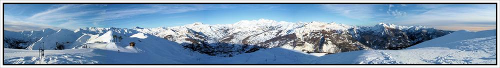 Le Seignus d'allos, Alpes de Hautes Provence 04
