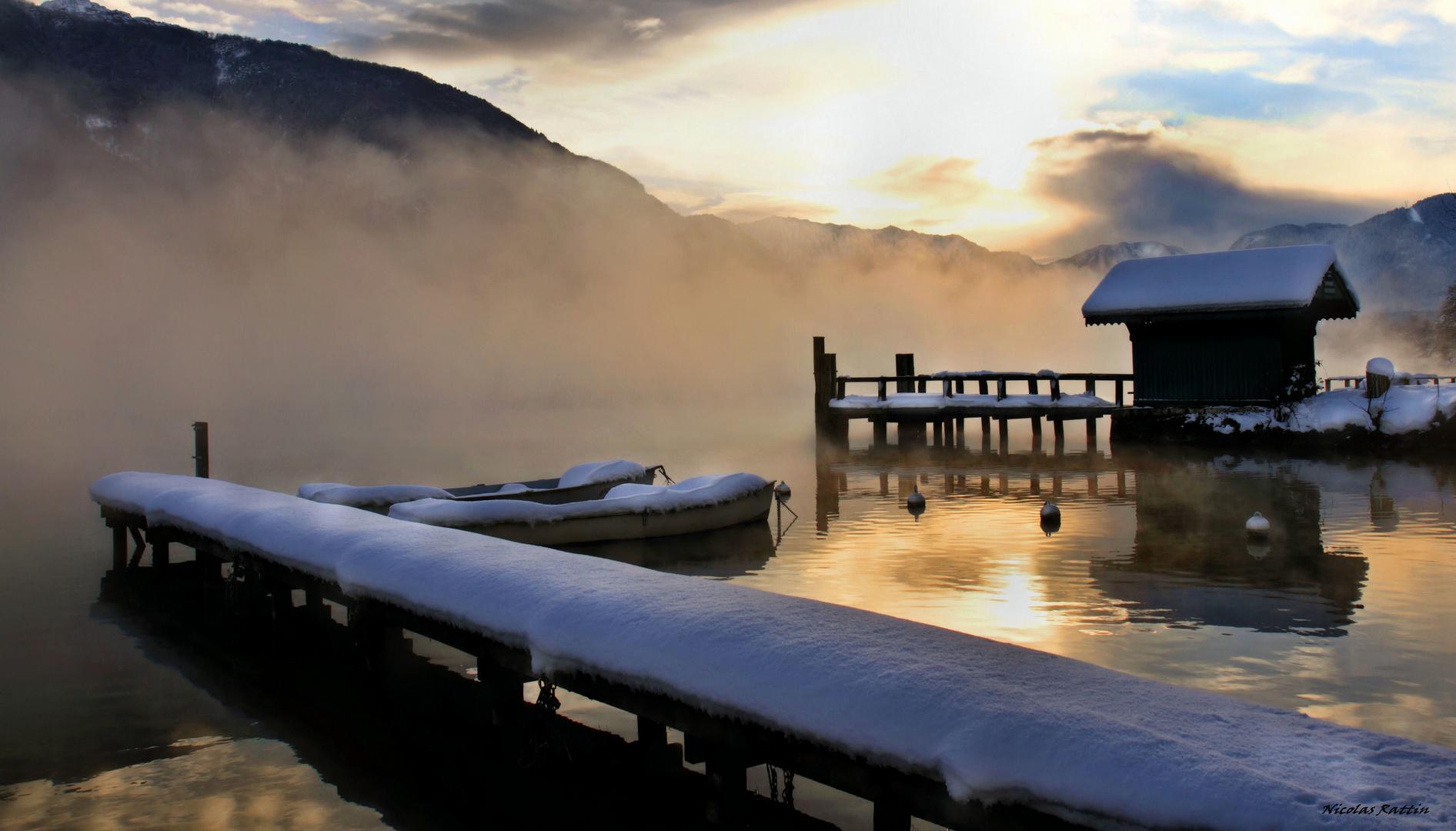 """"""" Le Silence de l'hiver """""""