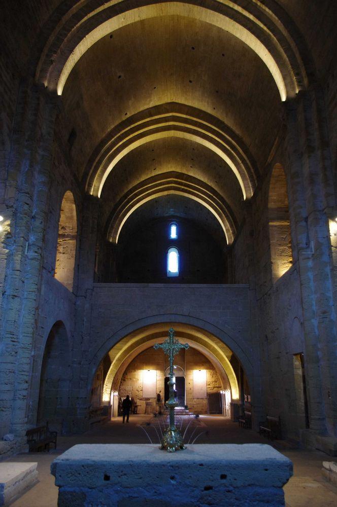 le silence des cathédrales .....