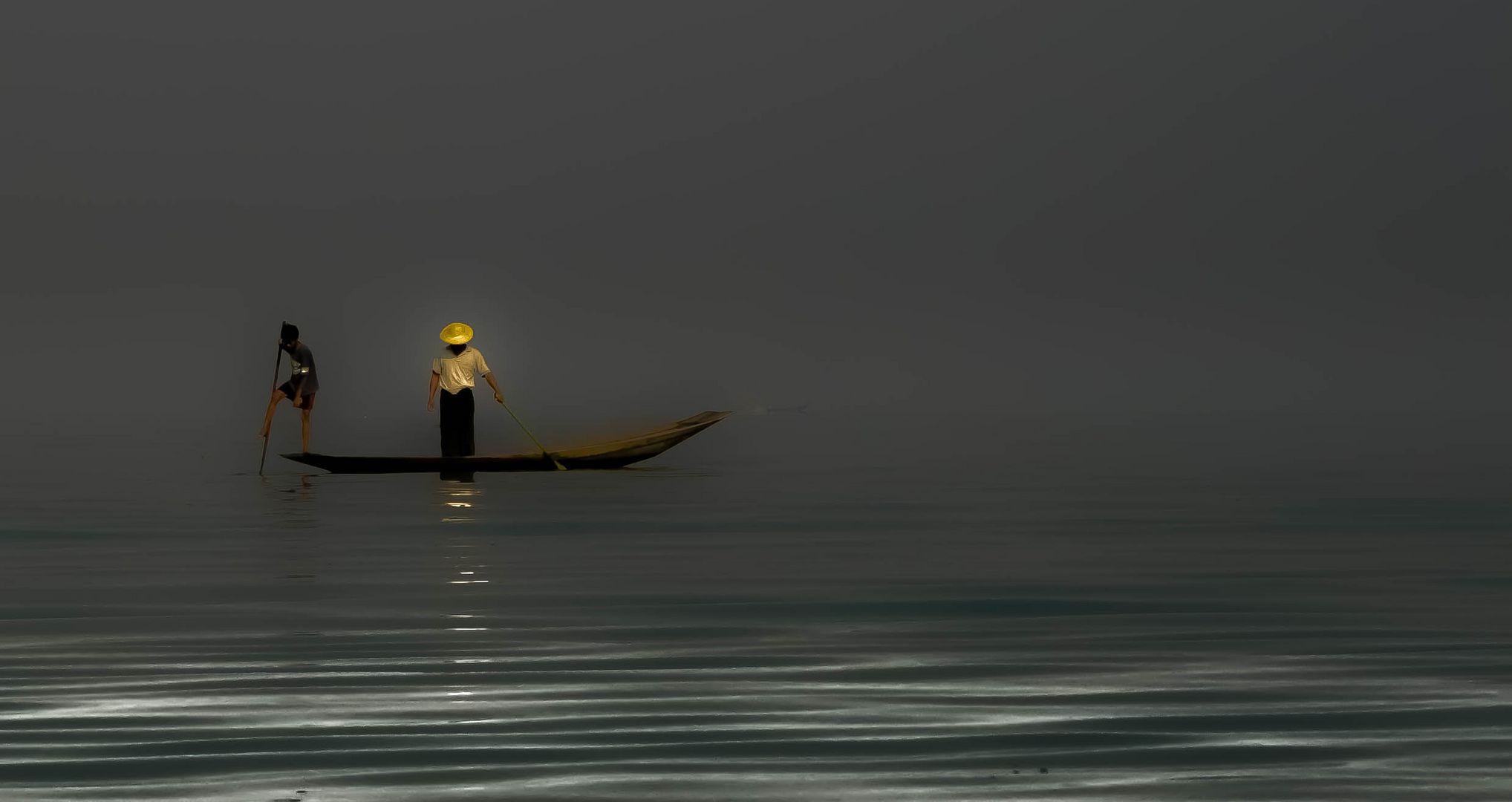 le silence du lac
