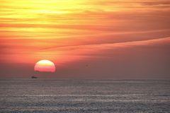 Le soleil se couche ( 2) !