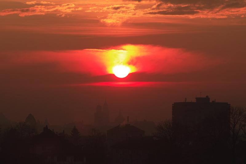 Le Soleil sur Soleure