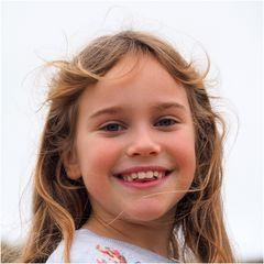 Le sourire de ma petite Princesse