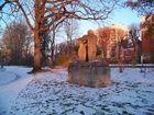 le souvenir d'un belle après-midi d'hiver